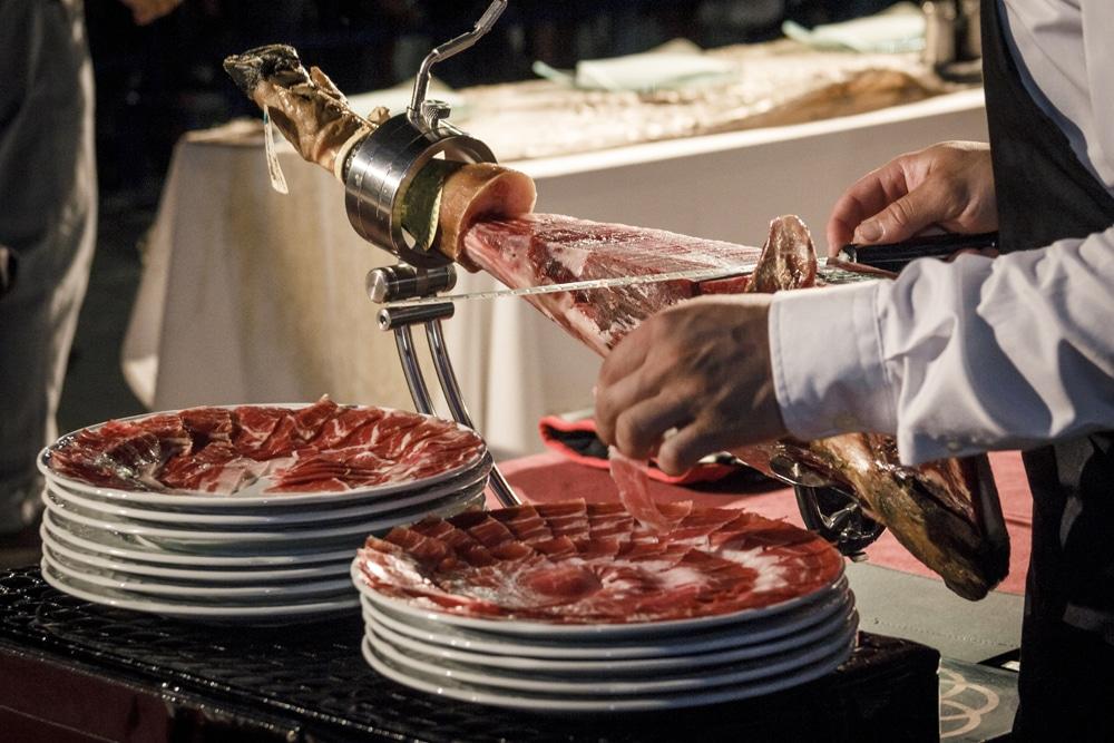 jambon - Cochon ibérique noir