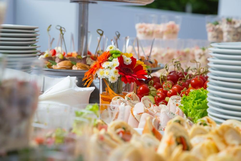 Table - Buffet